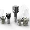 CVD-beläggningar för stål- och gjutjärnsbearbetning