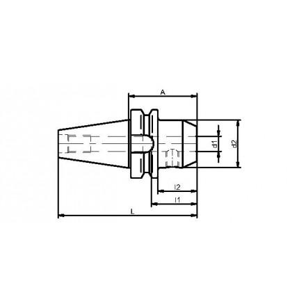 Kelch weldon standard BT-MAS