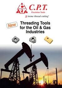 CPT gängverktyg för oljeindustrin