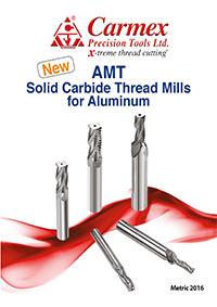 AMT fräs för aluminium