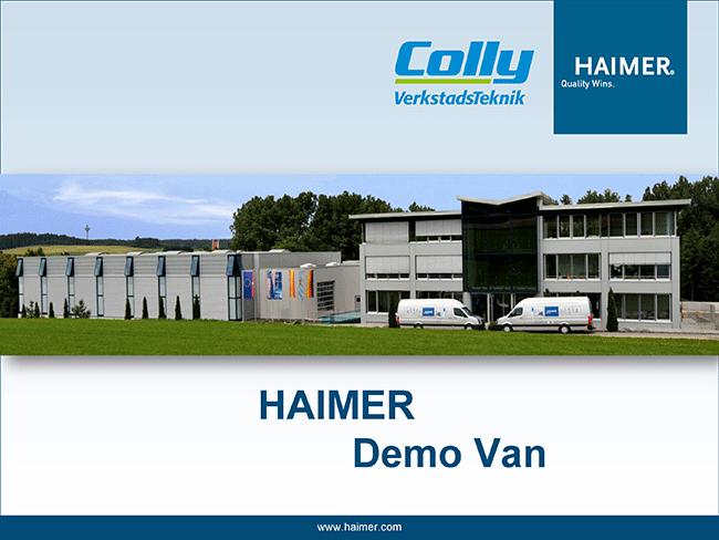 Haimer Demobuss